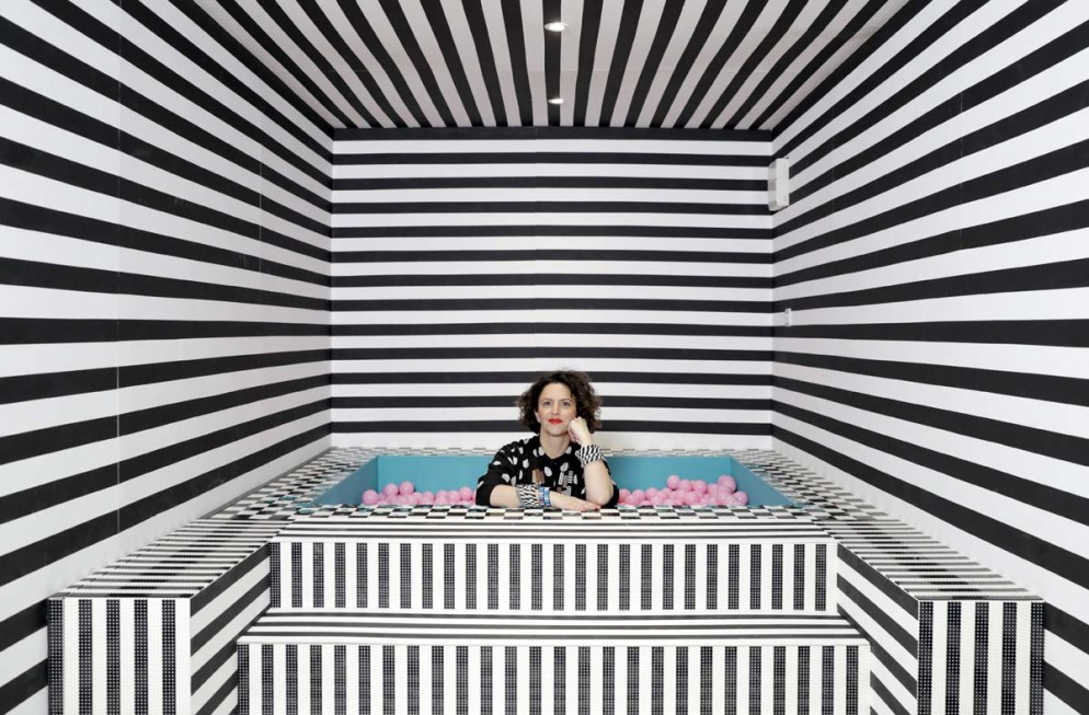 "LEGO Group X Camille Walala: ""HOUSE OF DOTS"""