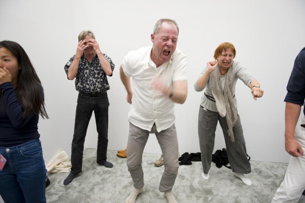 Stuart Ringholt - Anger Workshops - Documenta13 2012