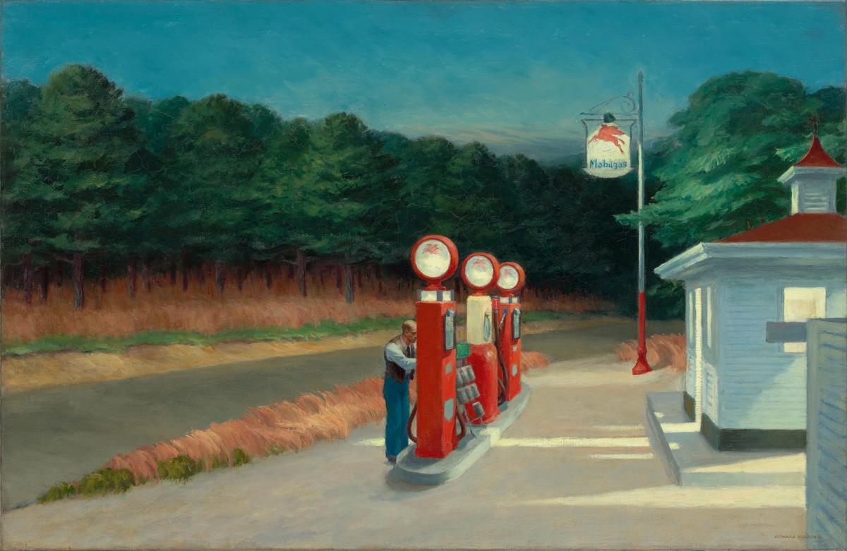 La mostra di Edward Hopper alla Fondation Beyeler di Basilea - Foto