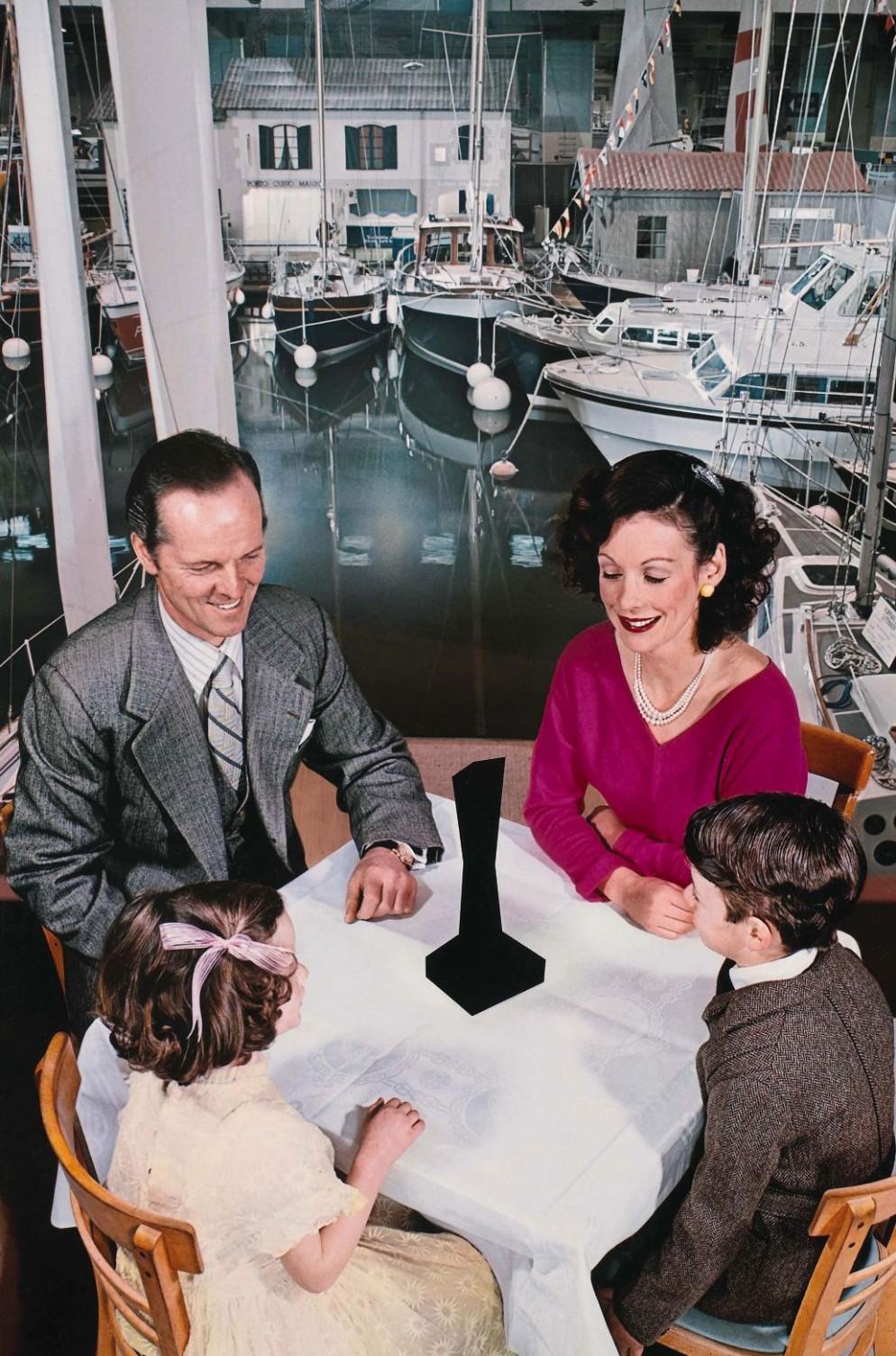 led zeppelin Presence 1976