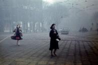 Largo Cairoli, ore 8, 1956. Milano, Civico Archivio Fotografico, inv. COL 7. ©CesareColombo