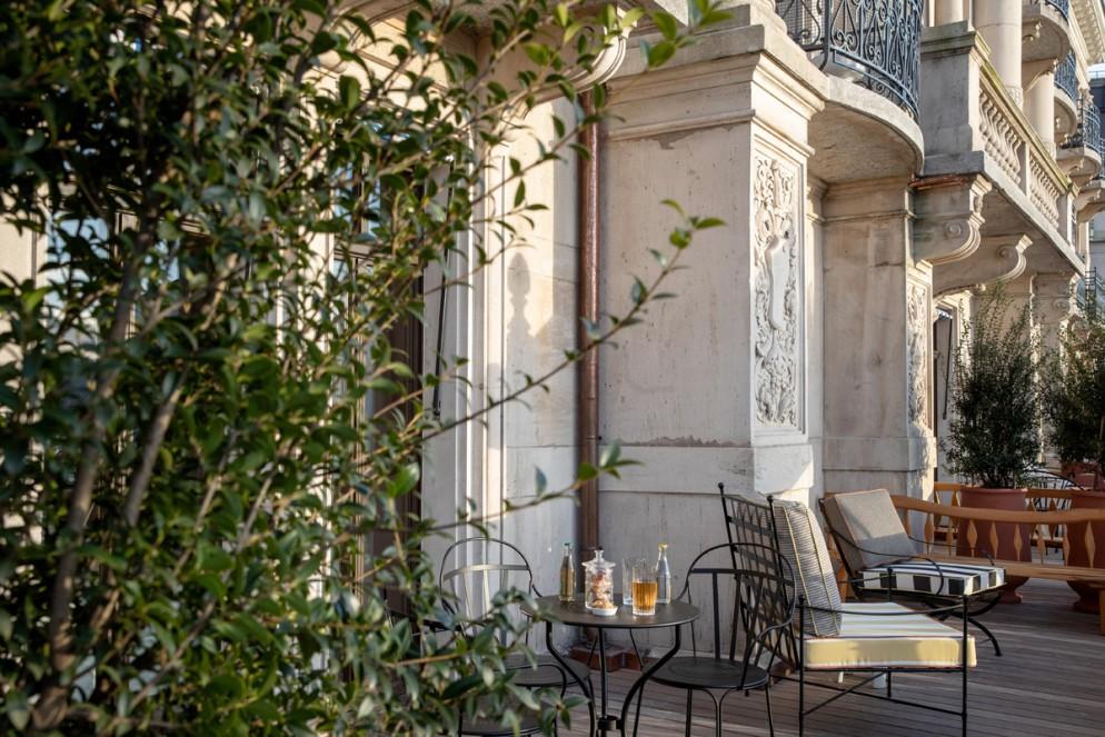 LA RESERVE EDEN AU LAC_ZURICH_2020_Premier Terrace Room_©GREGOIRE GARDETTE