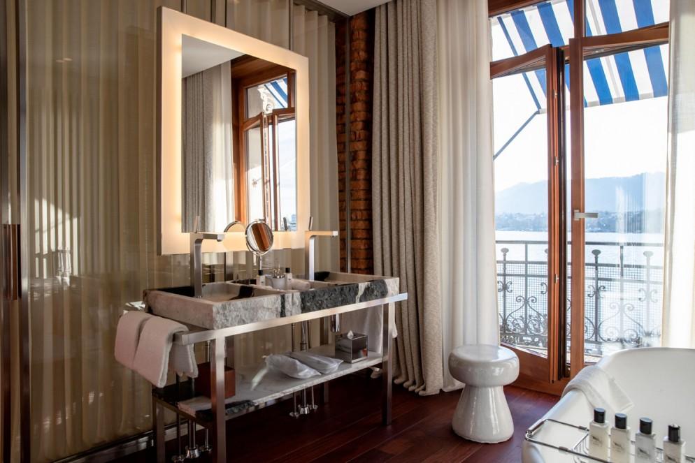 LA RESERVE EDEN AU LAC_ZURICH_2020_Prestige Balcony Room_02_©GREGOIRE GARDETTE