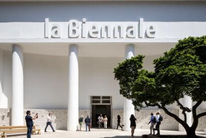 Padiglione Centrale Giardini_Photo by Francesco Galli_Courtesy of La Biennale di Venezia