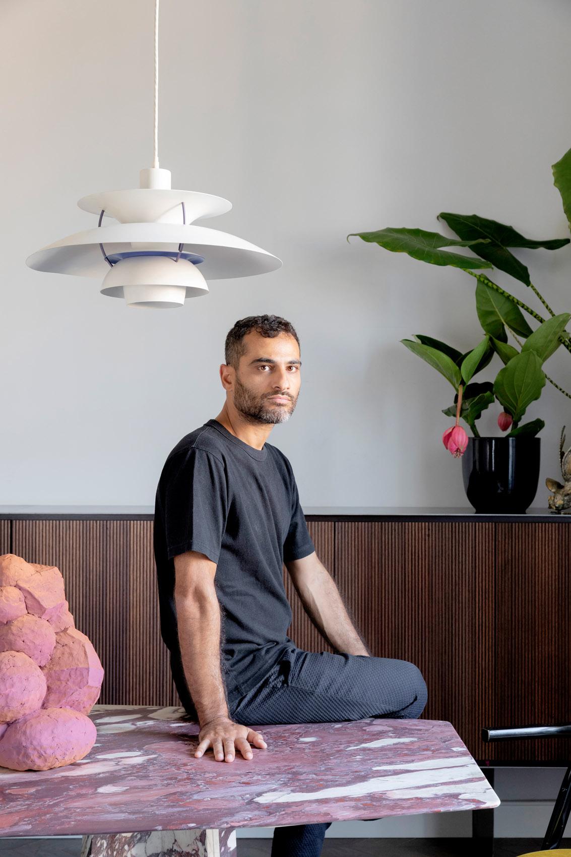 A Milano l'appartamento dell'architetto libanese Rudy Faissal – Foto