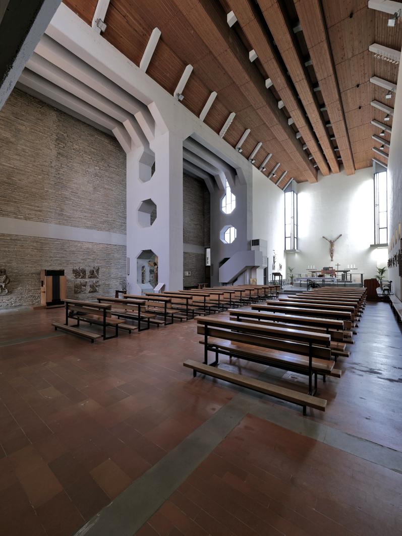 chiesa-carlo-scarpa-firenzuola- 05_Interno_┬®SABAP