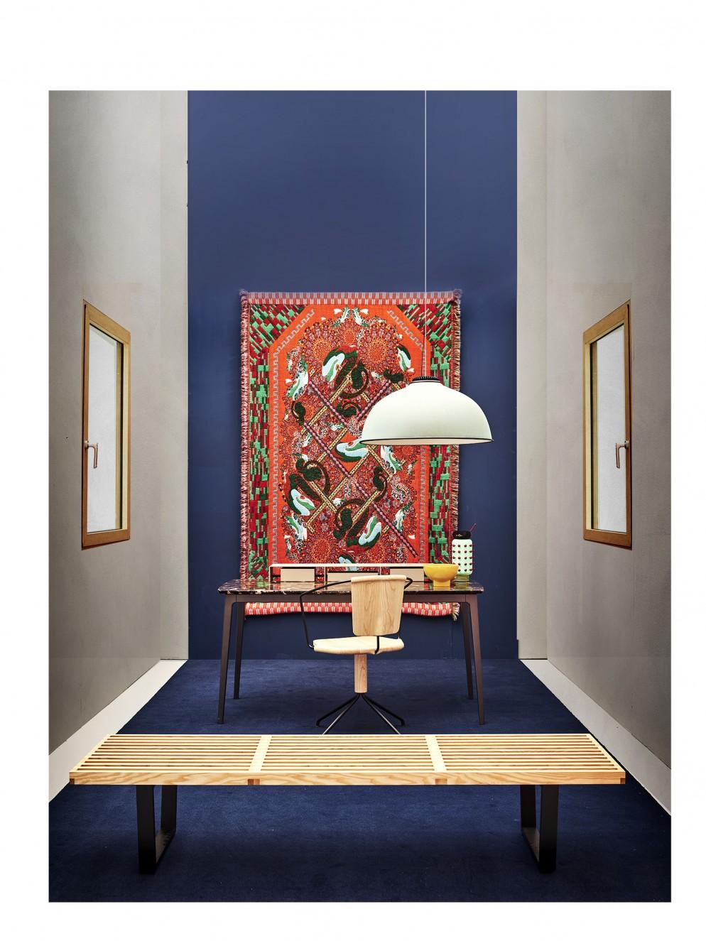 decorazioni-pareti-interiors-febbraio-pasinelli-sartor-livingcorriere
