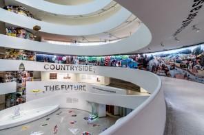 OMA trasforma il Guggenheim in un laboratorio green