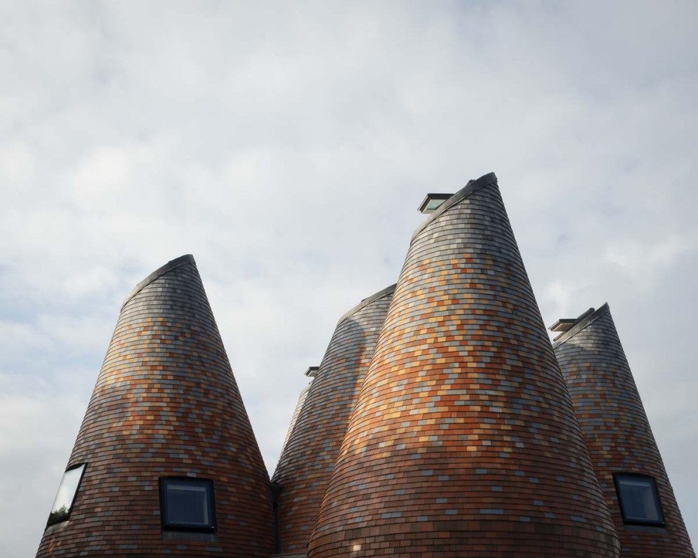 Oast House by ACME. Copyright Jim Stephenson 2019
