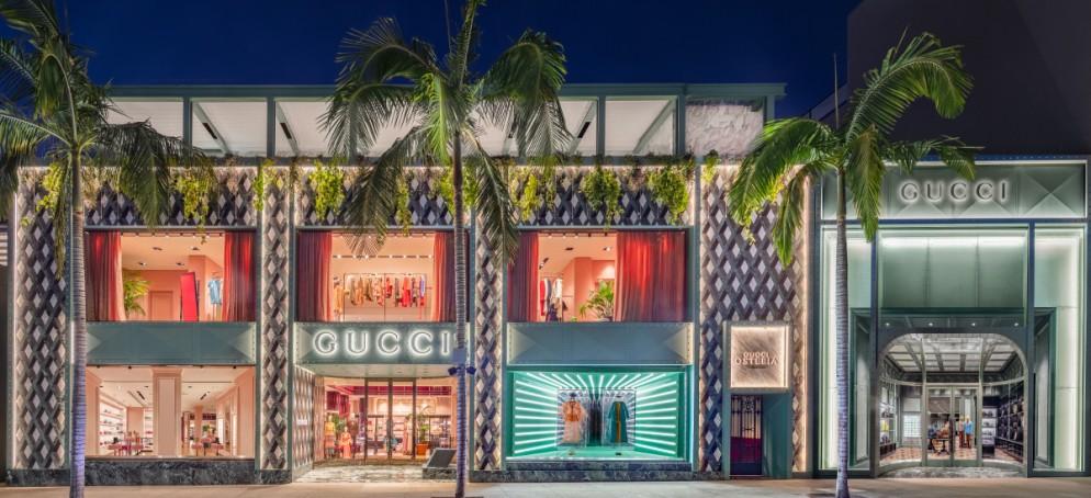 Gucci Beverly Hills - Photos by Pablo Enriquez