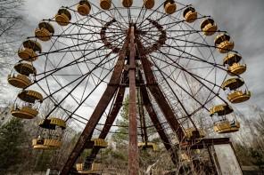 Da Segrate a Chernobyl. Nuova vita ai luoghi abbandonati