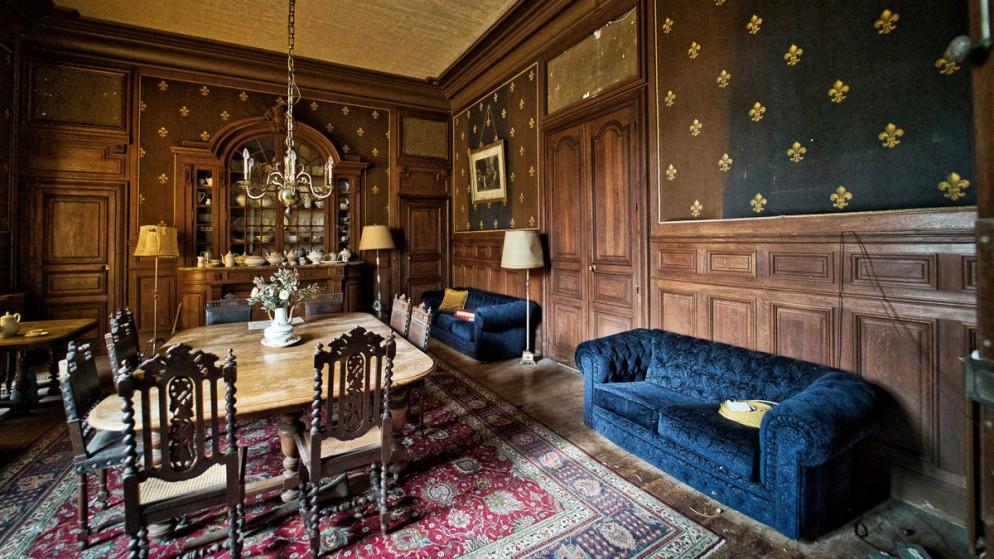 urbex-livingcorriere-08 - Chateau Secret - Francia