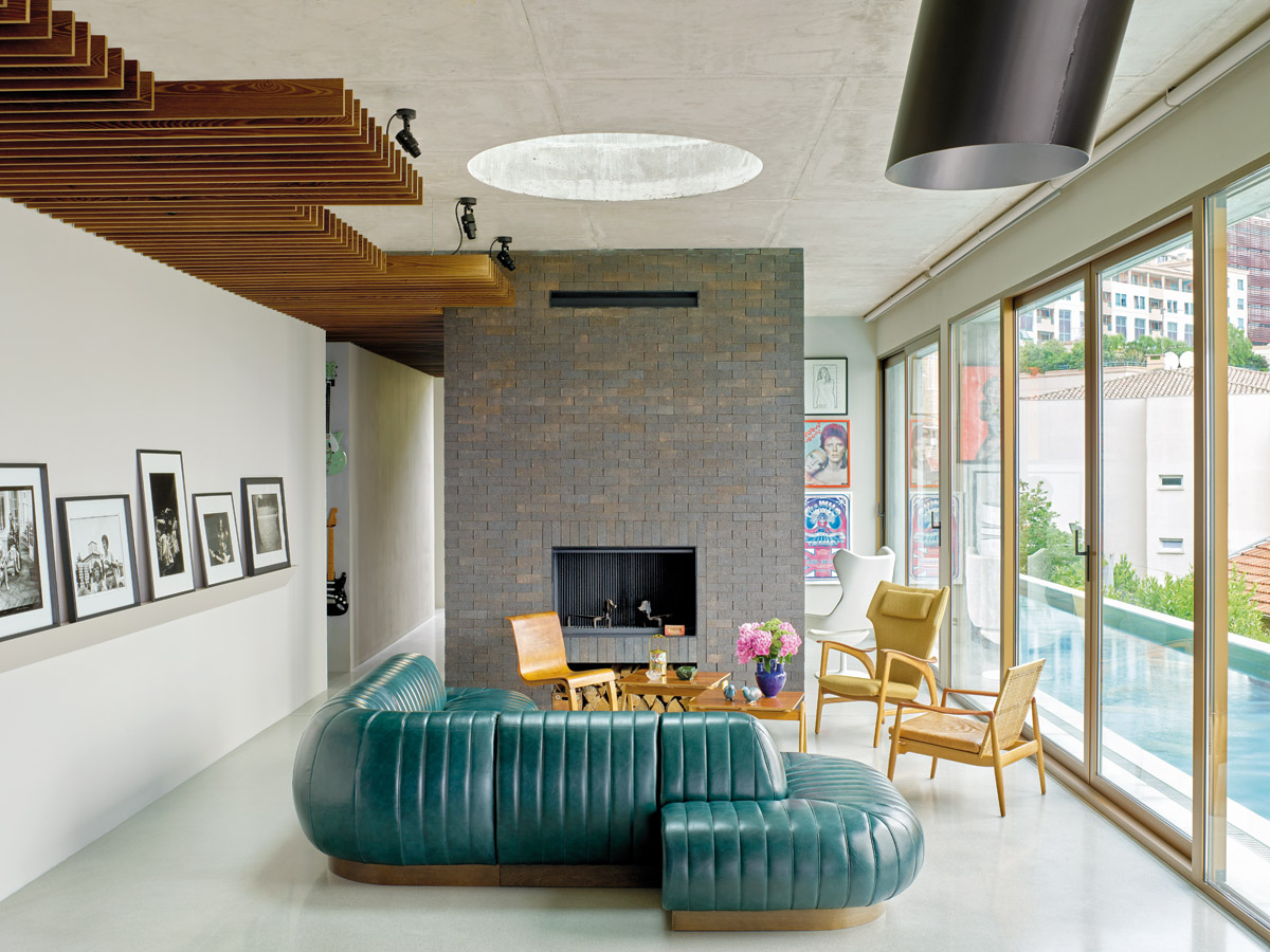 La villa in Costa Azzurra progettata da Tom Dixon – Foto