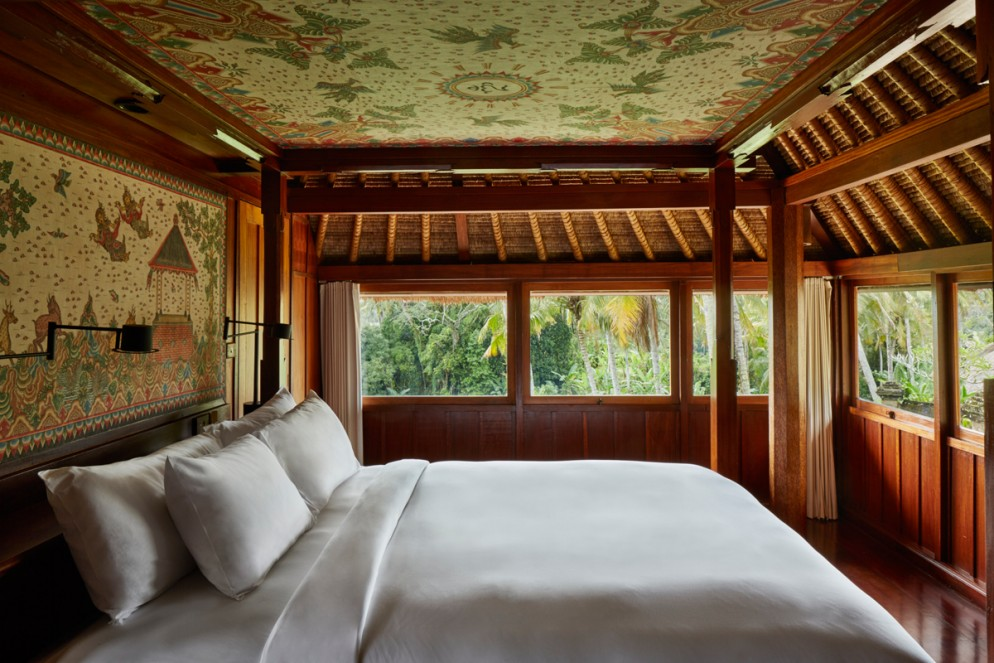 Amandari, Indonesia – Duplex Bedroom