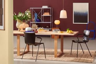 Fritz Hansen_Vico Duo chair by Vico Magistretti_ Black coloured ash - VM111