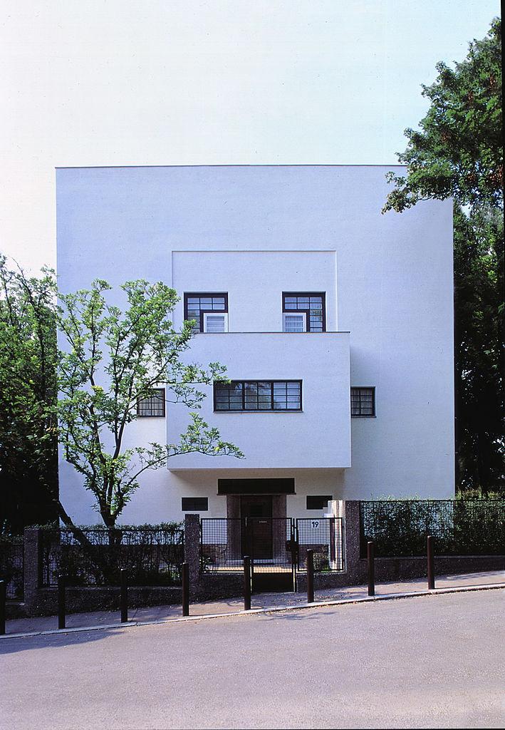 Villa Moller, by Adolf Loos, 1927 - 1928, 20th Century