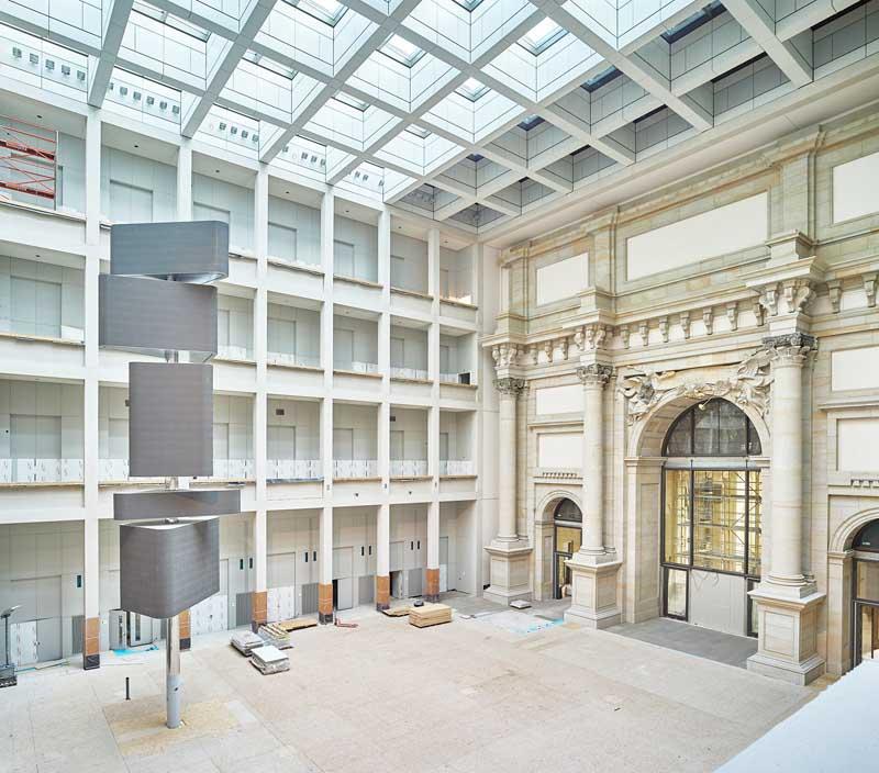 Foyer del Humboldt Forum