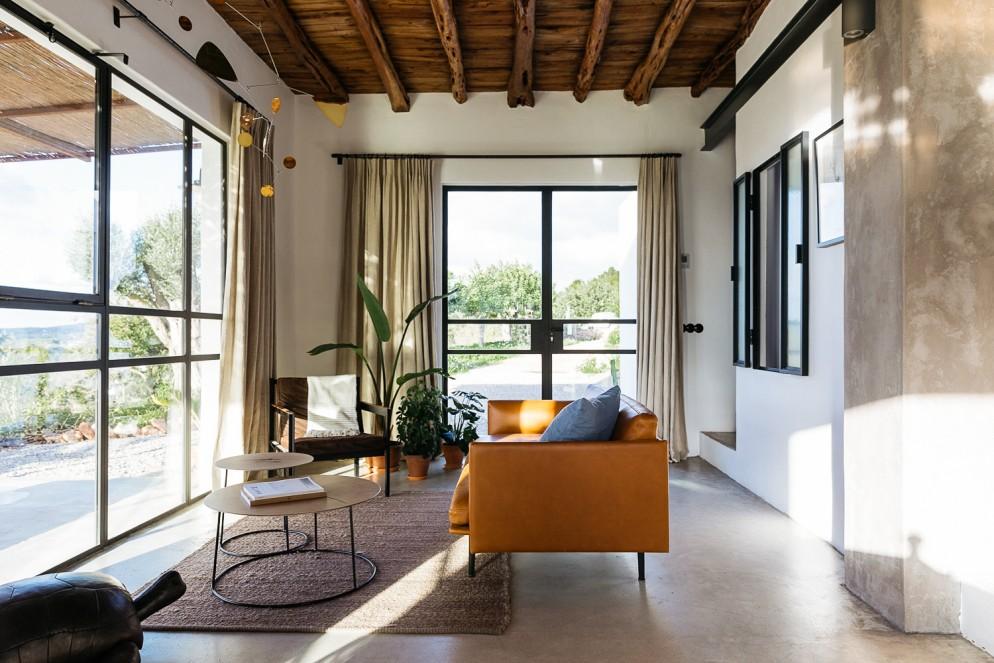 Ibiza Campo Loft designed by the Nieuw and Ibiza Interiors.