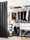 Faszinierend Offene Schranksysteme Elvarli 2 Elemente Wei Ikea Deutschland Schranksystem Und