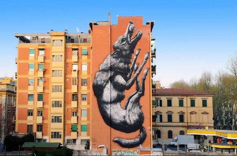 Tutta la Street Art del mondo è su Google