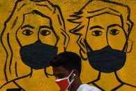 Foto Indranil Mukherjee/AFP via Getty Images