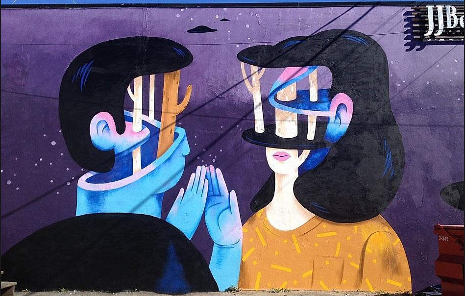 Street art: i murales da scaricare online