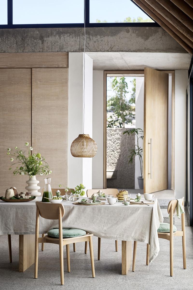 decorazioni-pasqua-tavola-livingcorriere-2. H&M Home 2