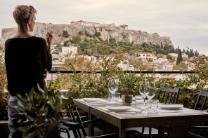 Atene. Pronti, via