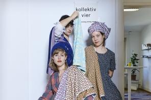 Kollektiv Vier: «Creiamo storie su stoffa»