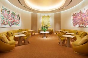 Il veliero gourmet di Louis Vuitton