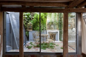 Cortili interni, il giardino segreto in casa