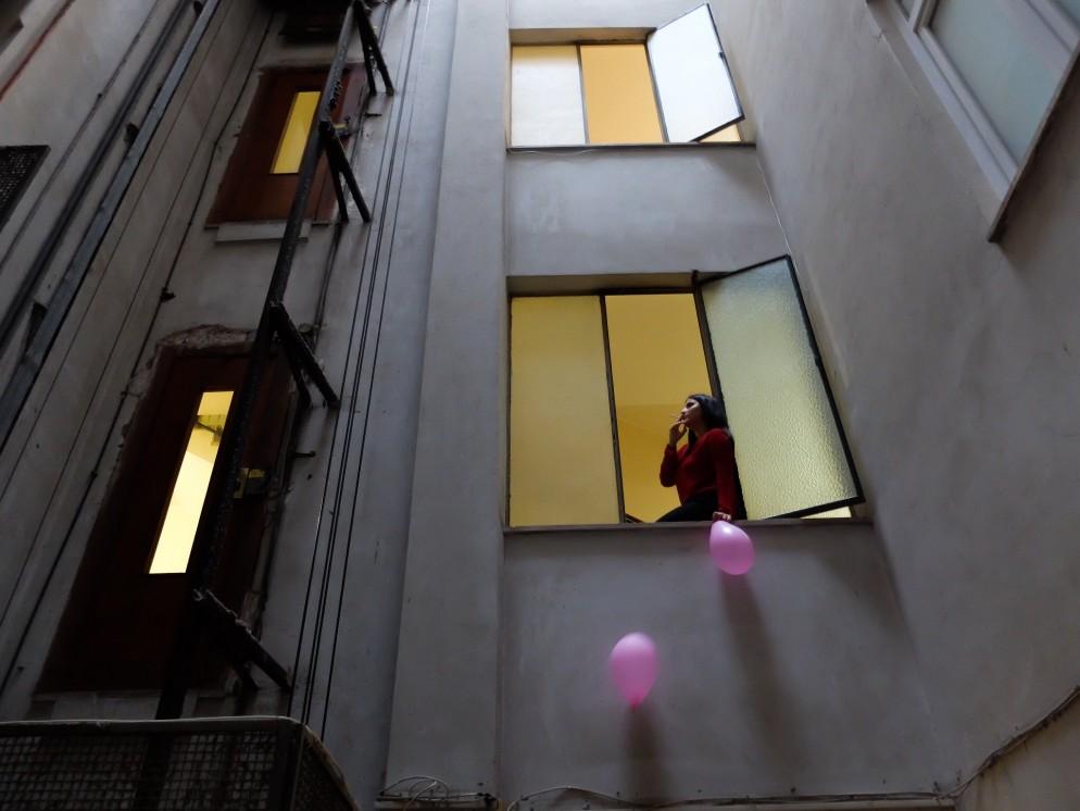 ©Vanessa Pallotta, Caduta e rinascita, 2020