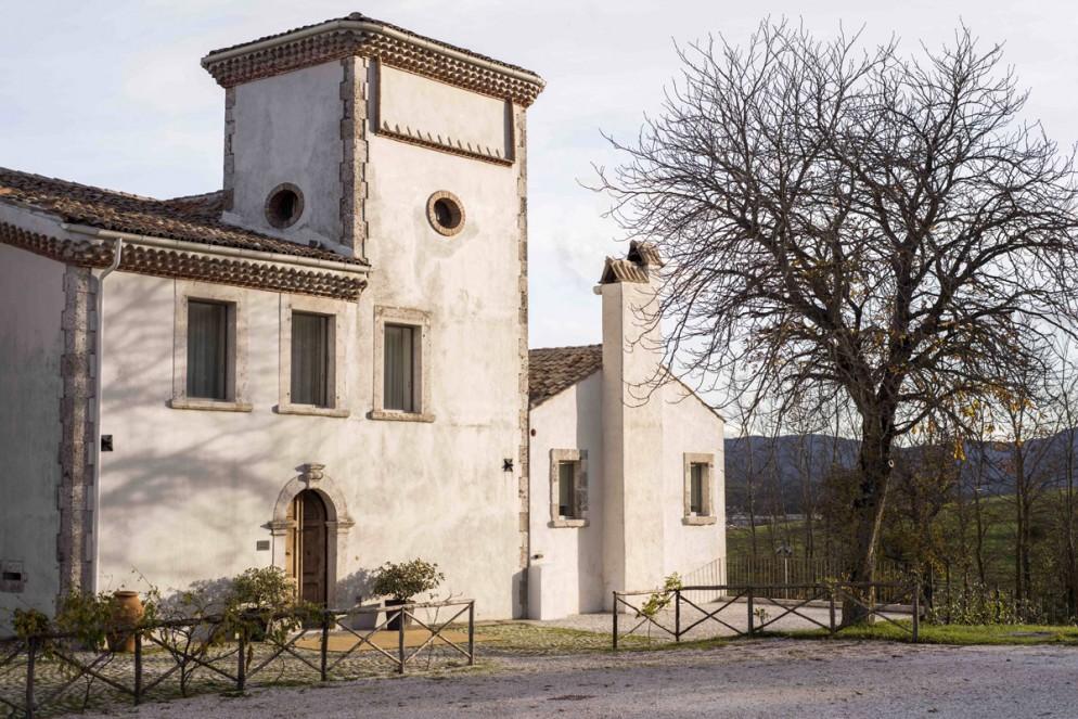 004_Casadonna entrance by Francesco Fioramonti