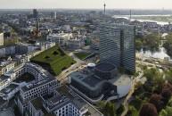 Kö_Bogen_Düsseldorf_Baudoku