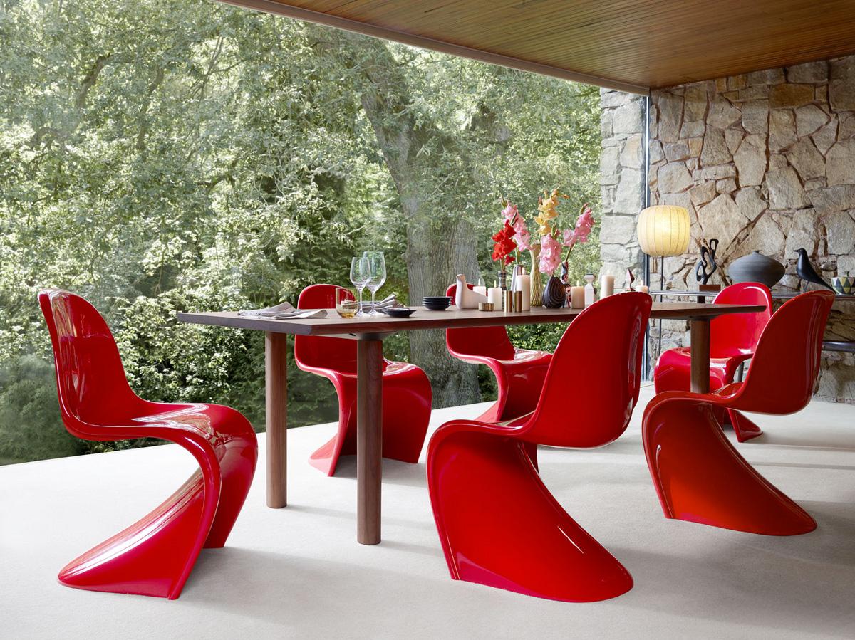 Come Abbinare Sedie Diverse le 20 sedie di design più famose di sempre - livingcorriere