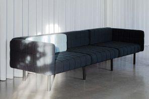 Voxel, il divano componibile come un Lego