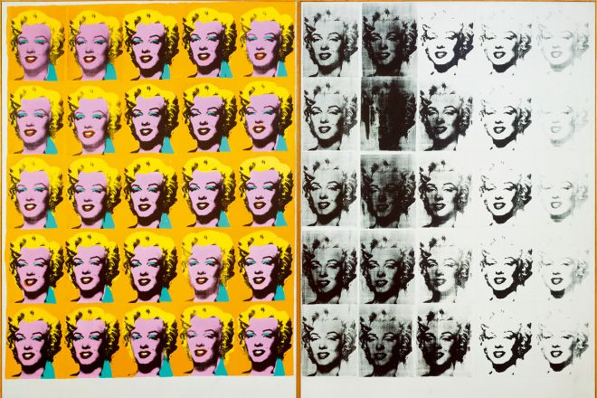 © 2019 The Andy Warhol Foundation for the Visual Arts, Inc / Artists Right Society (ARS), New York and DACS, London