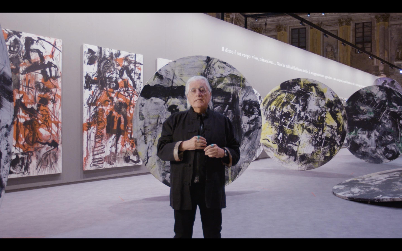 Emilio Vedova un nucleo di energia attiva_still (4)_Germano Celant