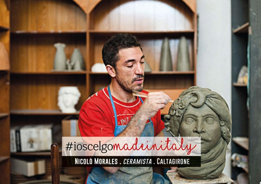 Nicolò-Morales-.-ceramista-.-Caltagirone