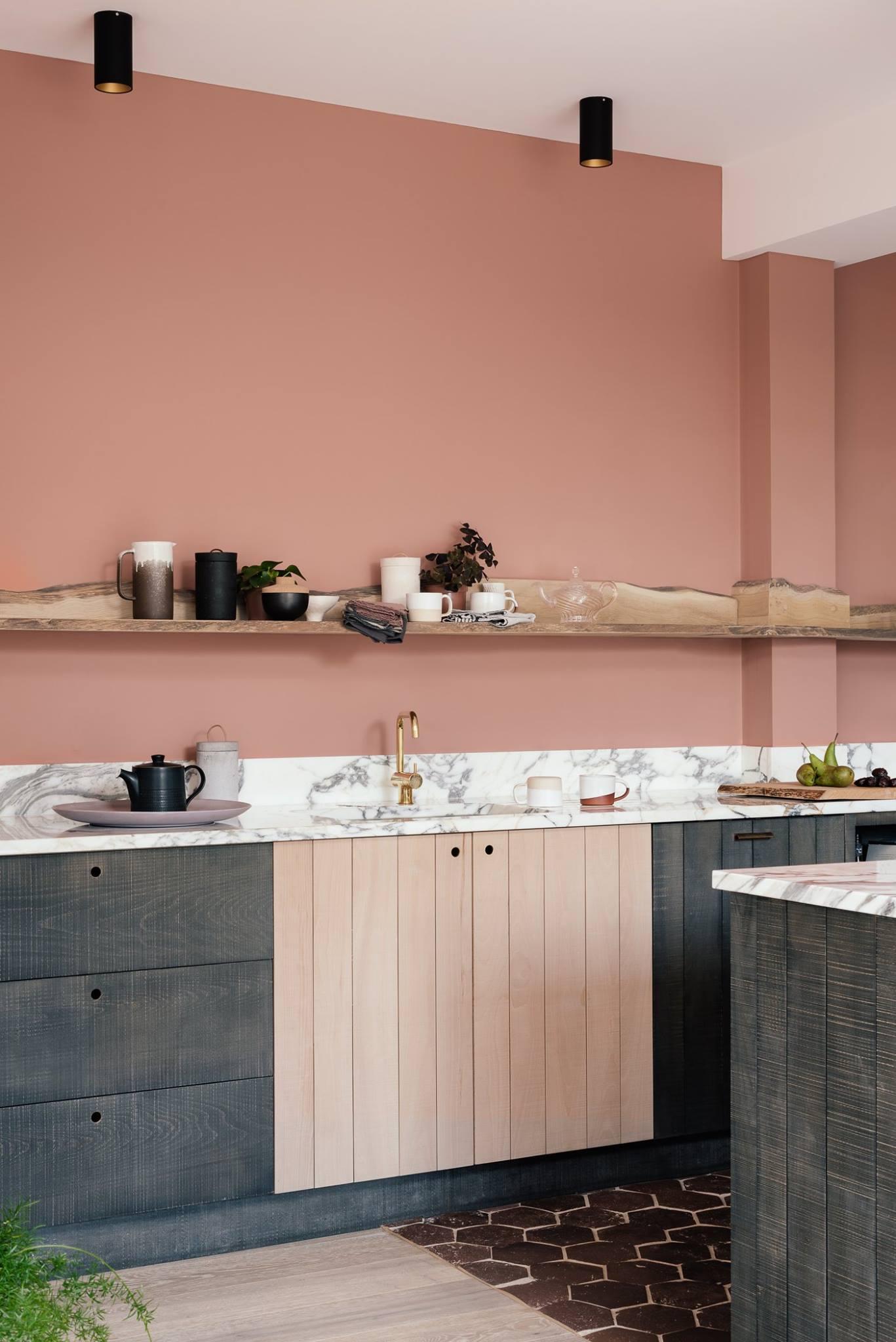 Piastrelle Per Parete Cucina cementine cucina: 20 idee di architetti per pavimenti e