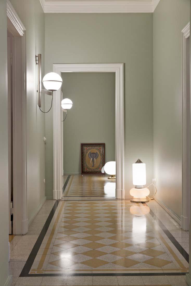 Come Dipingere Le Pareti Di Una Scala Interna come scegliere il colore delle pareti - livingcorriere