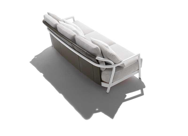 divano giardino design FLEXFORM a