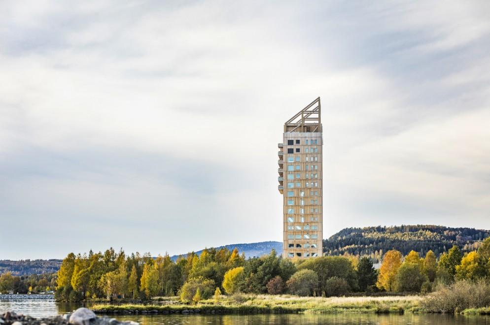 grattacielo-legno-piu-alto-del-mondo-04 Voll Arkitekter - Mjøstårnet