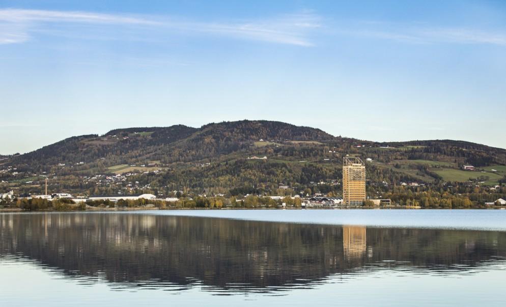 grattacielo-legno-piu-alto-del-mondo-05 Voll Arkitekter - Mjøstårnet