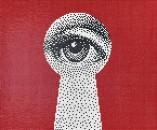 Bisazza Mosaico Collection_pattern SERRATURA_design Fornasetti_detail