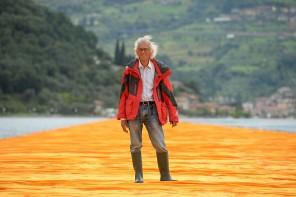 Addio a Christo, l'artista che usava il paesaggio come una tela