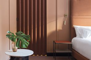 Porte a soffietto, design per fare architettura