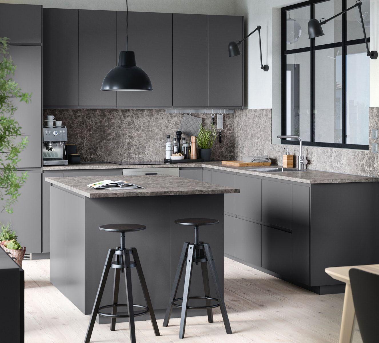 Eccezionale Catalogo cucine Ikea 2020: nuove finiture e soluzioni low budget YT71
