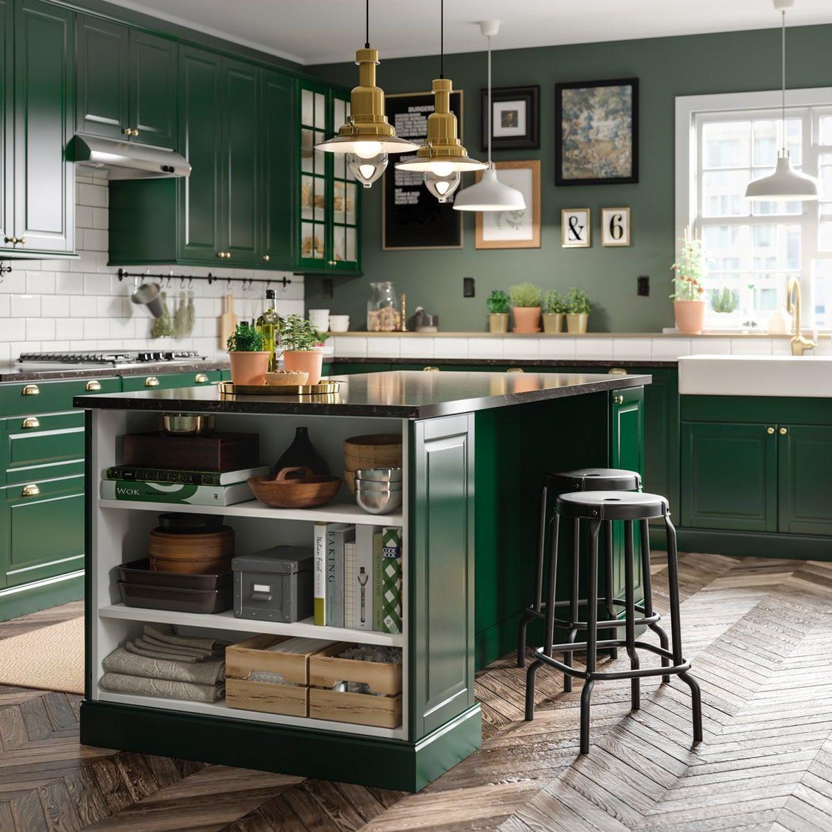 Catalogo cucine Ikea 2020: BODBYN