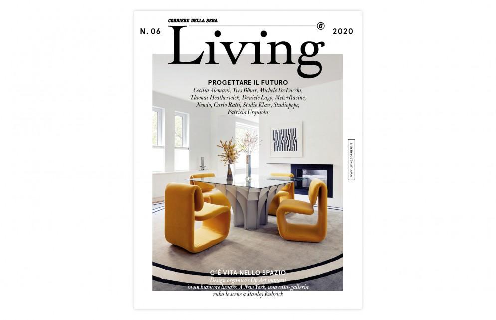 living-corriere-giugno-2020-issue-